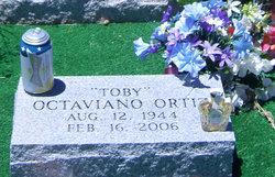 Octaviano Toby Ortiz