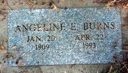 Angeline E Burns