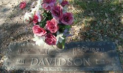 Mildred Marie Pete <i>Roberts</i> Davidson
