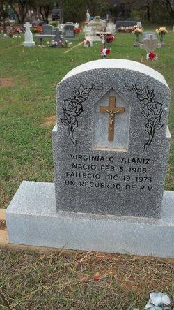 Virginia <i>Guzman</i> Alaniz