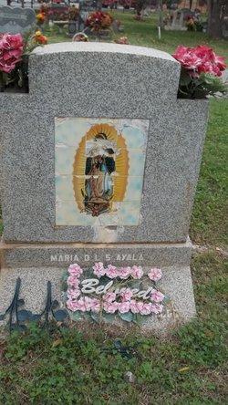 Maria <i>De Los Santos</i> Ayala