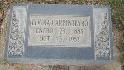 Elvira Carpinteryo