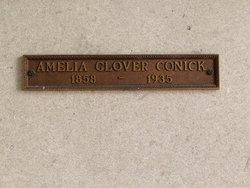 Amelia <i>Glover</i> Conick