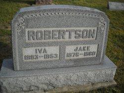 Iva Jane <i>Morlan</i> Robertson