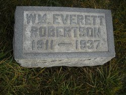 William Everett Robertson