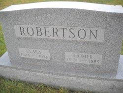 Homer William Robertson