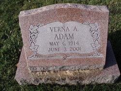Verna A Adam