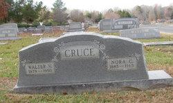 Walter V. Cruce