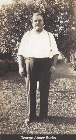 George Abner Abb Burks