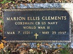 Marion Ellis Clements
