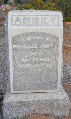Mrs Delle Abbey