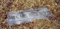Alexander J. Boyd