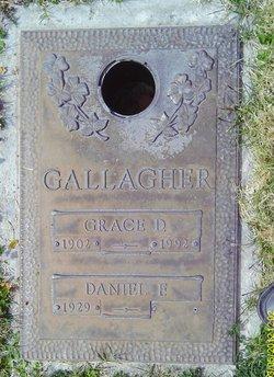 Grace D. Gallagher