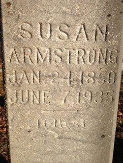 Susan <i>Greathouse</i> Armstrong