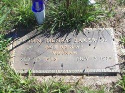 John Henry Baker, Jr
