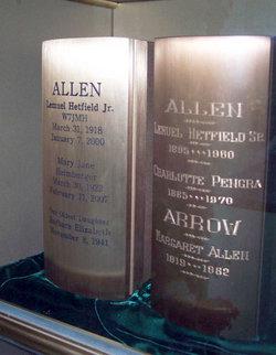 Lemuel Hetfield Allen, Jr