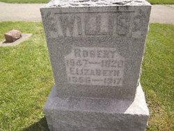 Elizabeth <i>Adamson</i> Willis