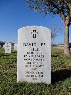 David Lee Tex Hill