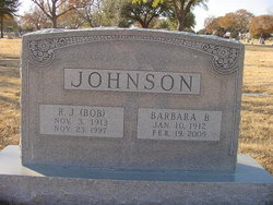 Barbara B Johnson