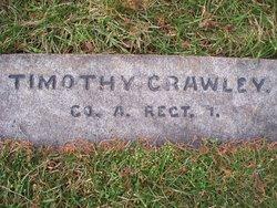 Corp Timothy Crawley