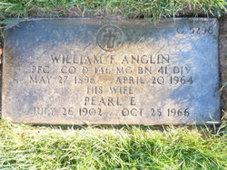 William F Anglin