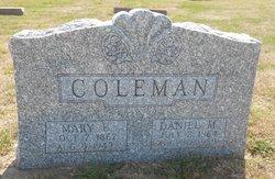 Mary Etta <i>Wesner</i> Coleman