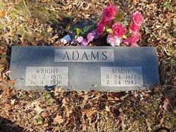 George Wright Adams