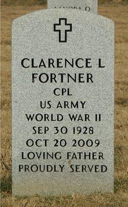 Clarence Lee Fortner