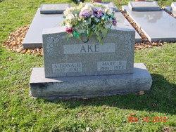 A. Donald Ake