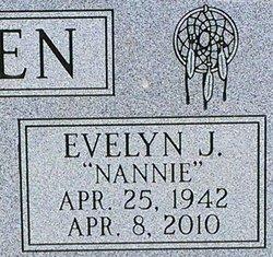 Evelyn J. <i>Sherrick</i> Allen