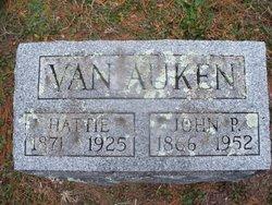 Harriet Hattie <i>Fletcher</i> Van Auken