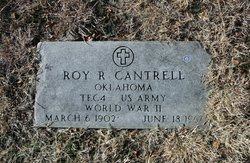 Roy R Cantrell