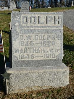 Martha Hannah <i>Canfield</i> Dolph