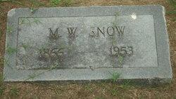 Martis Woodrow Doc Snow
