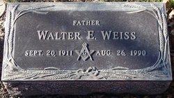 Walter E Weiss