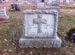 John H Gephart
