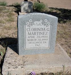 Clorinda G. Martinez