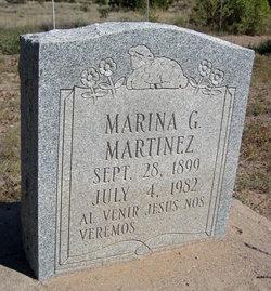 Marina G. Martinez