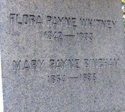 Mary Perry Mollie <i>Payne</i> Bingham
