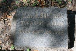 Eva A. <i>Merrell</i> Balzari