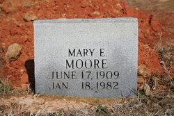 Mary Elizabeth <i>Jackson Davis</i> Moore