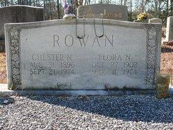 Nancy Flora <i>Oliver</i> Rowan