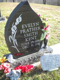 Evelyn May <i>Prather</i> Kent