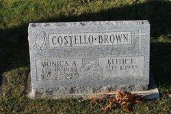 Monica Anne <i>Costello</i> Brown