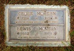 Lewis Cass Morgan