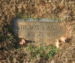Thomas A. Axsom