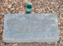 Earle Leone <i>Scott</i> Smith