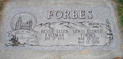 Lewis Eldred Forbes