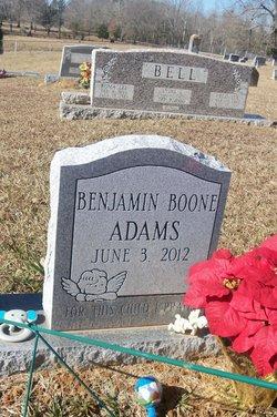 Benjamin Boone Adams
