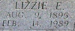 Lizzie E. <i>Houck</i> Davis